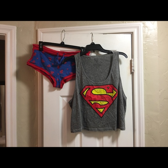 8be70823d8 DC Comics Other - Superman sleep set